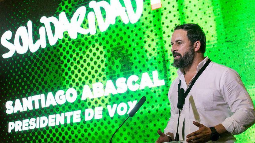 Así es Solidaridad, el sindicato 'anticomunista' que apoya Vox y que ha presentado Abascal