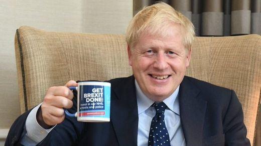 Boris Johnson obtiene los apoyos para romper el acuerdo del Brexit que él mismo firmó