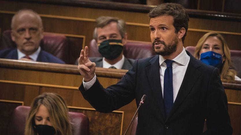 Casado acusa a la Fiscalía de 'dedicarse a defender al Gobierno'