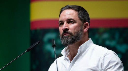 Abascal denuncia que el Gobierno quiere 'derribar la Cruz' del Valle de los Caídos con 'la complicidad judicial y vaticana'