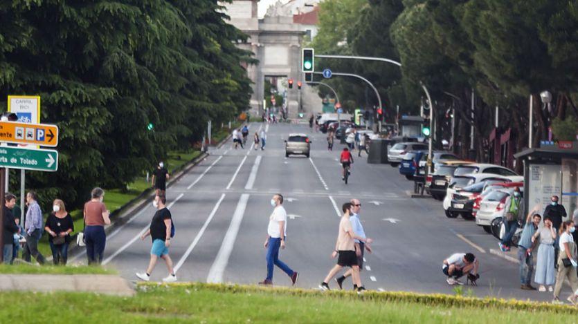 La Comunidad de Madrid restringirá la movilidad social y planteará confinamientos por zonas este fin de semana