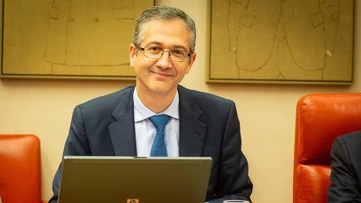 El Banco de España prevé una caída del PIB de entre el 10,5 y el 12,6%