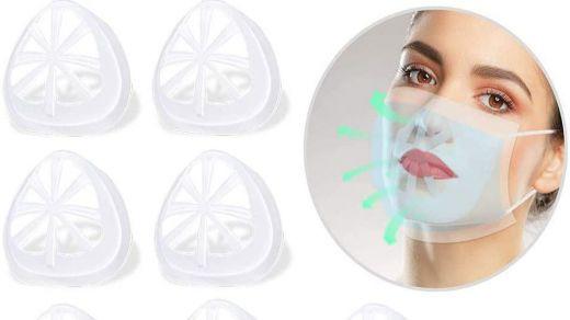 Llega la solución definitiva para las molestias de usar mascarilla en labios y nariz