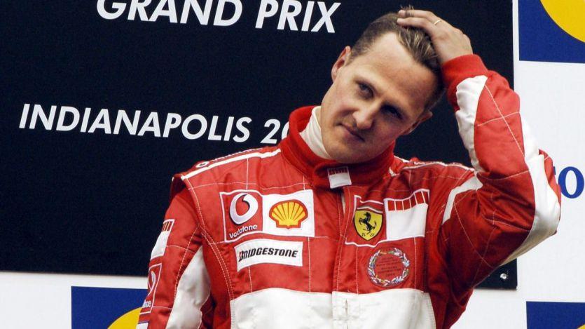 Schumacher estaría en estado vegetal, casi 7 años después de su accidente