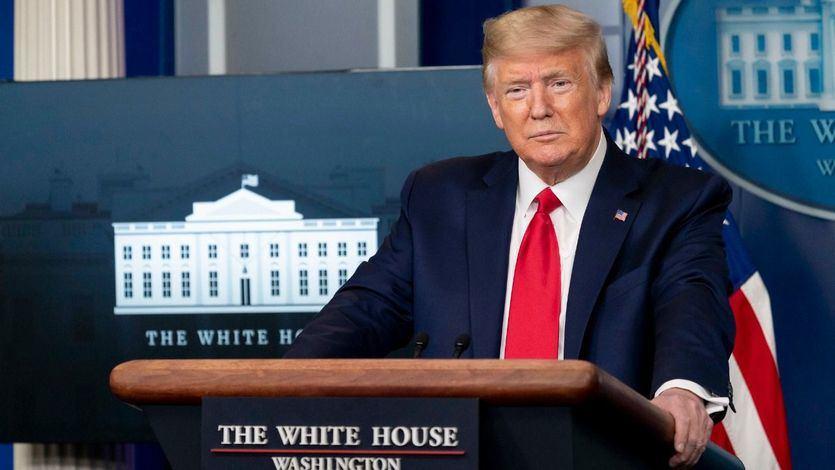 Trump recibe una carta con ricina a poco más de un mes de las elecciones