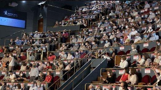 El Teatro Real se defiende tras la polémica suspensión de una obra: