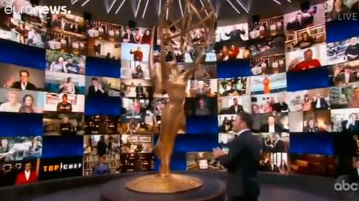 'Watchmen', 'Succession' y 'Schitt's Creek' triunfan en los premios Emmy