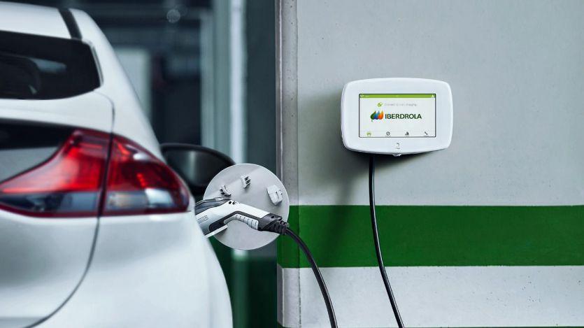 Iberdrola pone en marcha la primera app de recarga colaborativa de vehículos eléctricos