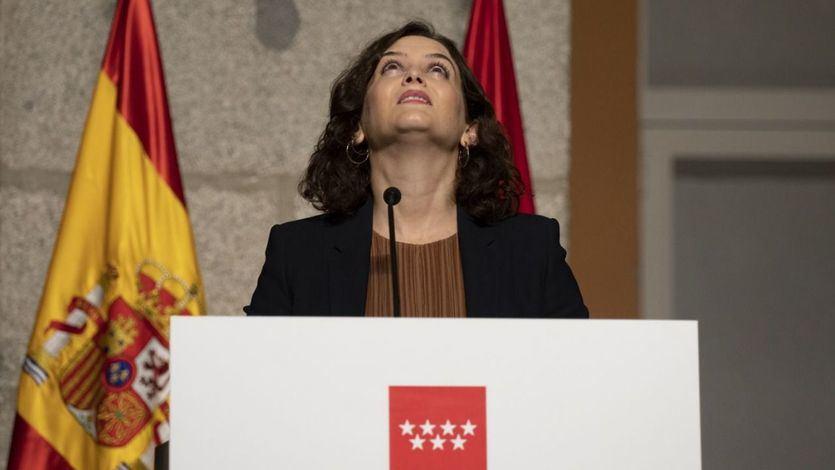 Polémica manifestación contra Ayuso el domingo: Gobierno y PSOE piden no acudir para evitar aglomeraciones