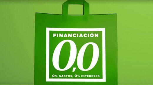 El Corte Inglés lanza 'Financiación 0,0' para facilitar a los clientes sus compras este otoño