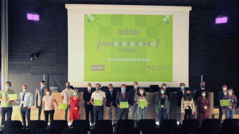 Premio 'Muévete Verde' a IFEMA