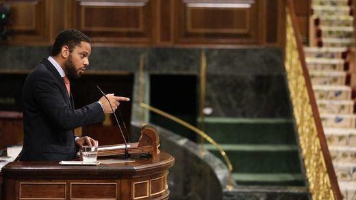 No será Santiago Abascal quien defienda en el Congreso la moción de censura de Vox