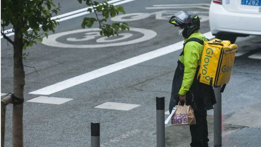 El Supremo confirma que los 'riders' son falsos autónomos