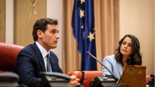 El aviso de Rivera a Arrimadas ante la negociación de los Presupuestos