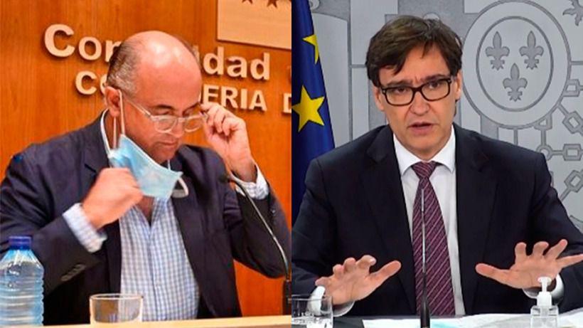La Comunidad de Madrid amplía a 8 zonas de salud las restricciones, pero desoye las recomendaciones del Ministerio de Sanidad