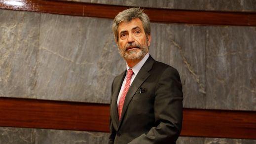 Duro discurso de Lesmes: lamenta con 'enorme pesar' la ausencia del Rey en Barcelona por el 'veto' del Gobierno