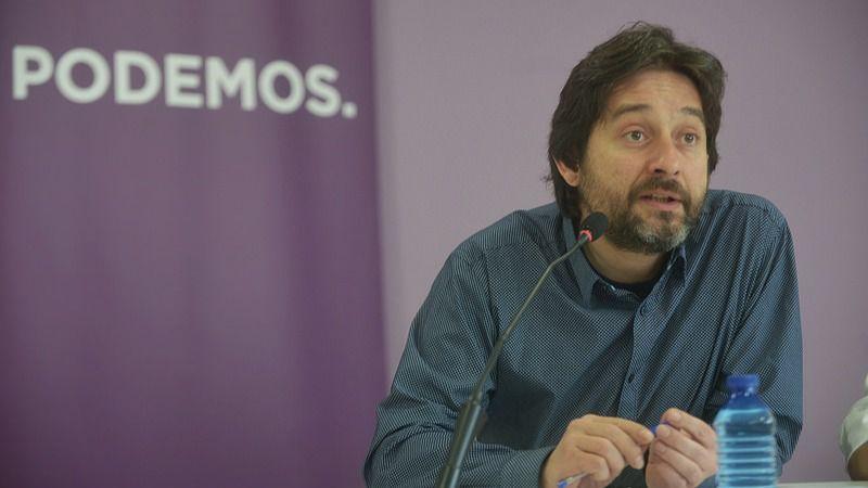 Podemos pide a Interior que investigue las cargas policiales en la protesta en Vallecas