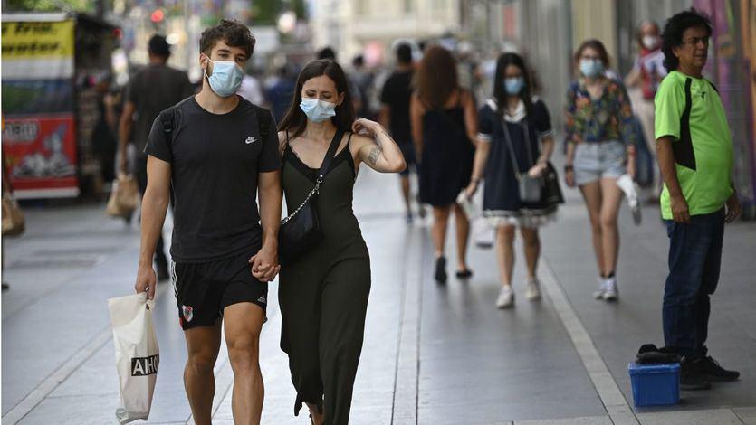Sanidad notifica 12.272 nuevos casos, casi 3.000 en Madrid