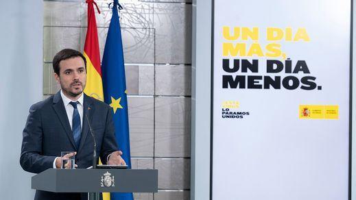 Garzón e Iglesias critican la llamada del Rey al presidente del Poder Judicial
