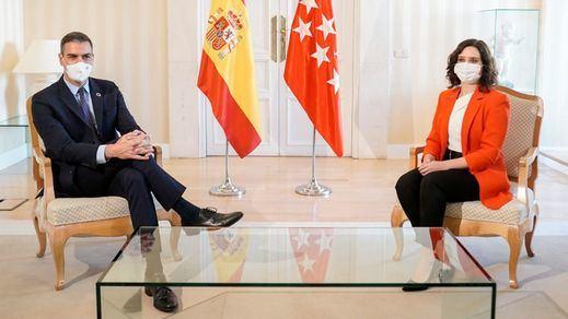 El Gobierno tendría sobre la mesa más de 3 vías para intervenir la Comunidad de Madrid si Díaz Ayuso no cede