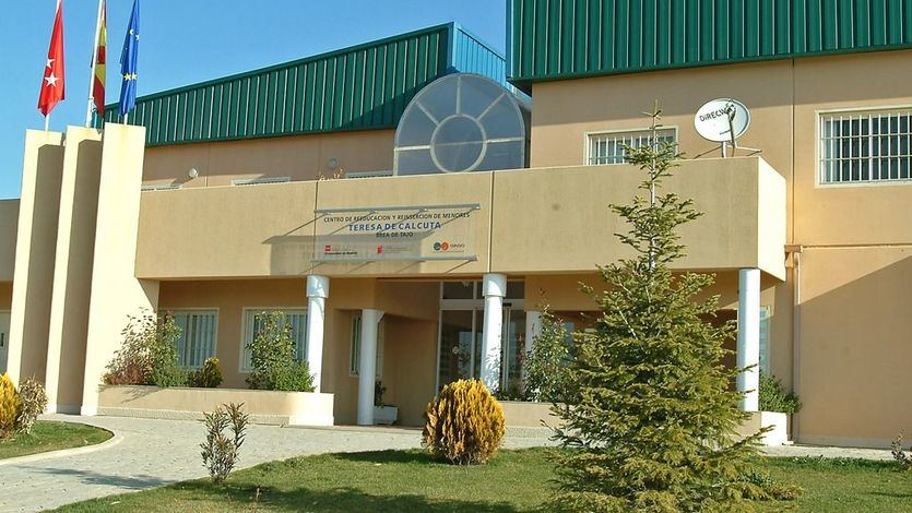 Centro de la Agencia para la Reeducación y Reinserción del Menor Infractor (ARRMI)