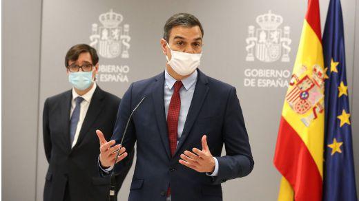 Moncloa y Comunidad de Madrid mantienen contactos para evitar la ruptura total por la covid-19