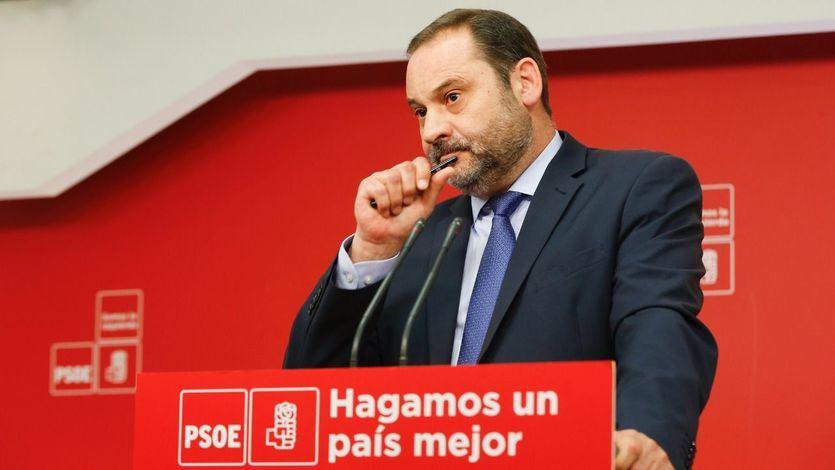 Ábalos: 'No es el momento de debates partidistas que cuestionen el régimen constitucional ni institucional'