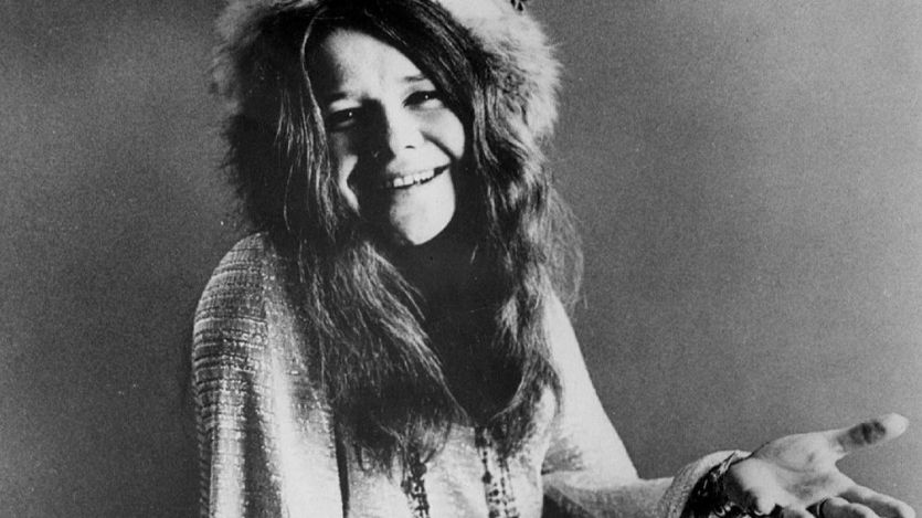 50 años sin Janis Joplin, la chica del Mercedes Benz