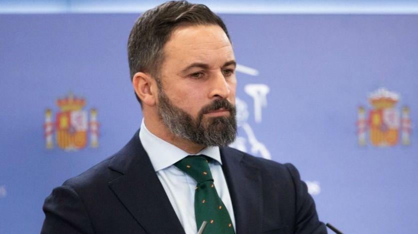 La moción de censura de Vox contra Sánchez se presentará este martes sin apoyo del PP