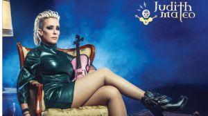Judith Mateo, nuestra violinista más internacional, saca el más variado de sus álbumes con seis temas propios