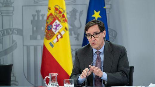 Moncloa y Madrid no se ponen de acuerdo: Illa pide a Ayuso 'que se deje ayudar'