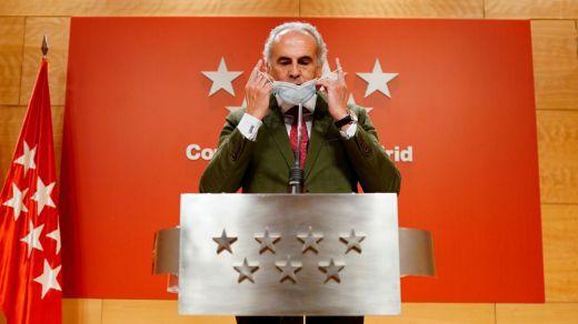 Madrid consigue disipar el temor a una intervención inminente por la gestión de la pandemia