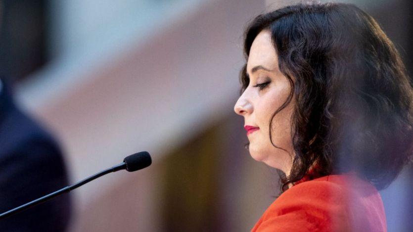 Ayuso acusa al Gobierno de originar un 'desorden' en la gestión de la pandemia en Madrid