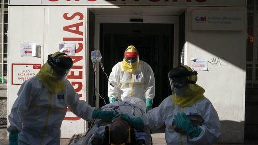 ¿Es cierto que la incidencia del coronavirus es ya mayor en Navarra que en Madrid?: los datos