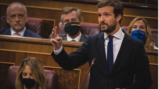 Sesión bronca en el Congreso con ataques al Gobierno por 'no defender al Rey'
