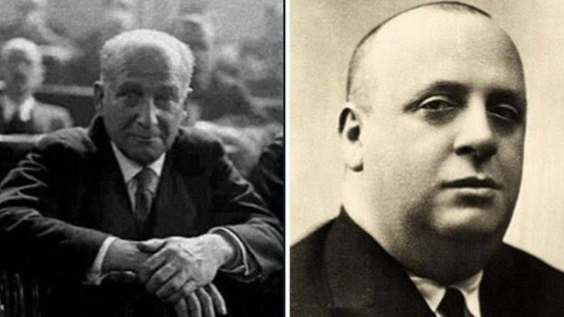 Quiénes fueron Largo Caballero e Indalecio Prieto y por qué les quitan sus calles en Madrid