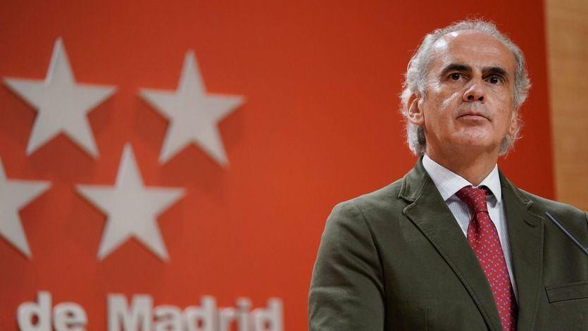 Madrid se niega a aplicar restricciones a toda la capital y exige criterios 'claros' a Sanidad