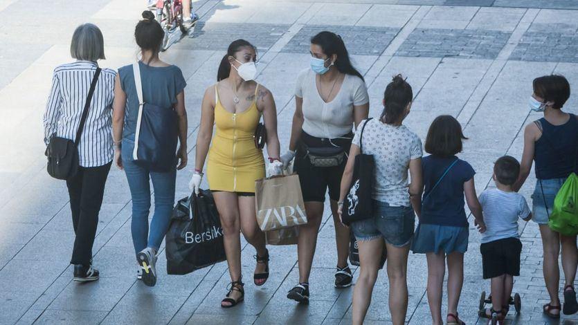 Sanidad suma 9.419 nuevos contagios y 182 fallecidos por coronavirus