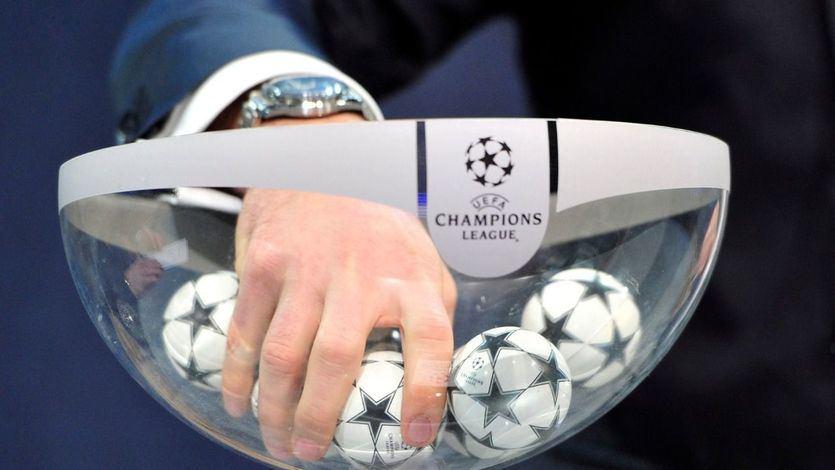 Sorteo Champions League: los rivales de los equipos españoles en la fase de grupos