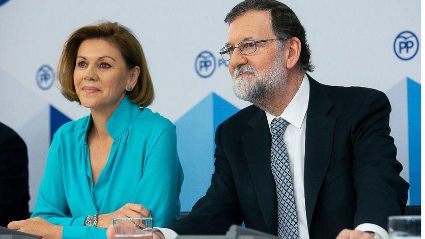 Los audios filtrados de la 'Kitchen': Villarejo informaba a Rajoy y la orden de robar pruebas de Bárcenas salió de Interior