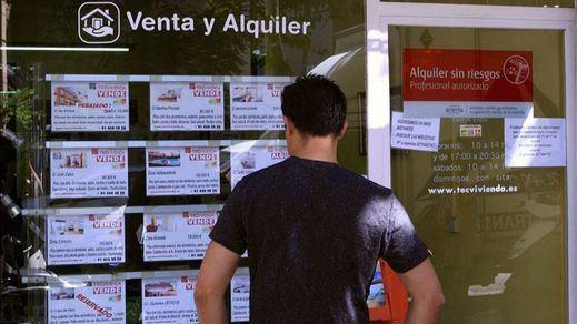 Los jóvenes madrileños tendrían que destinar el 105% del sueldo para pagar el alquiler medio de una vivienda