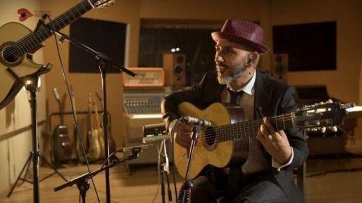 Rycardo Moreno nos regala su esencia de extraordinario y creativo guitarrista flamenco