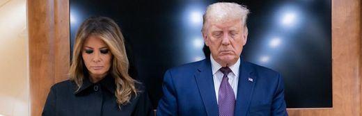 Confusión por el estado de salud de Trump: una fuente asegura que es