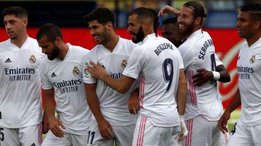 El Madrid se va líder al parón de selecciones y el Barça de Koeman muestra sus límites