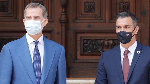 Ahora sí, el Rey puede viajar a Barcelona: Sánchez se lo lleva consigo a un acto económico