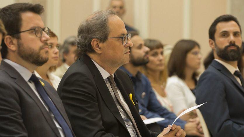 Encuesta elecciones catalanas: Esquerra supera al partido de Torra y obtendría 35 escaños