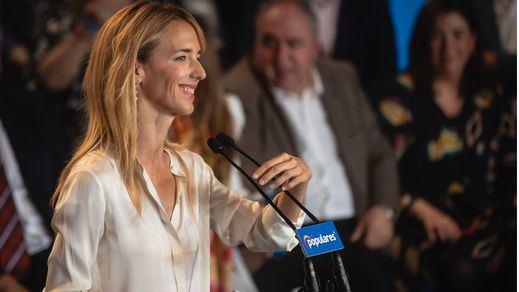 Cayetana Álvarez de Toledo achaca el bajón del PP en las encuestas a su cese como portavoz