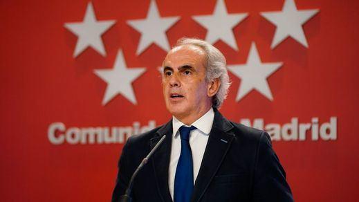 Madrid pide a Illa que retire la orden de Sanidad e insiste en que sus datos mejoran