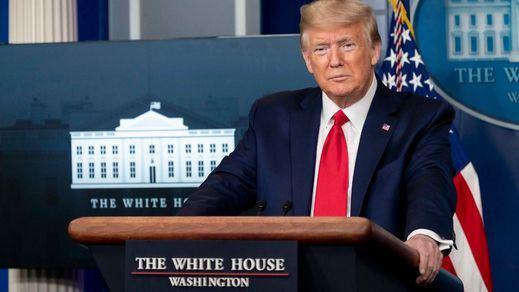 Trump suspende las negociaciones del nuevo plan de ayuda del coronavirus hasta después de las elecciones