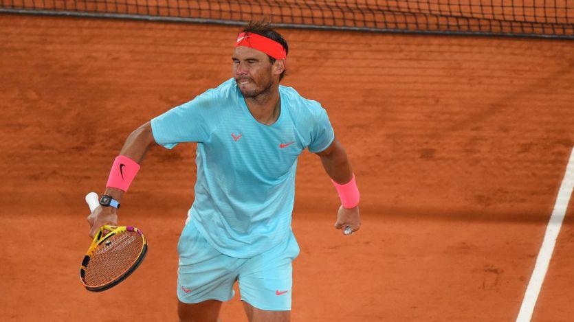 Roland Garros: Nadal ya está en semifinales y Carreño busca plaza ante Djokovic